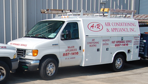 A C Services A Amp R Air Conditioning And Appliance